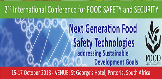 2nd International conference for food safety and security
