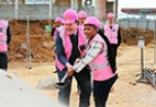 New Morgue Sod Turning