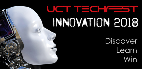 UCT Techfest 2018: innovation. Discover; learn; win.